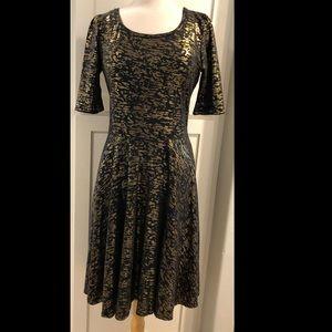 LuLaRoe Nicole Limited Edition Dress